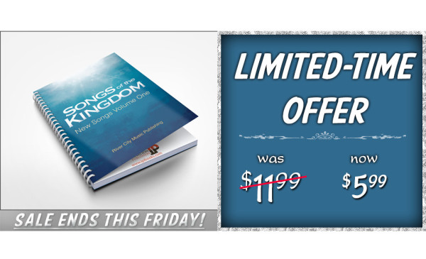 Blue Song Book $5.99