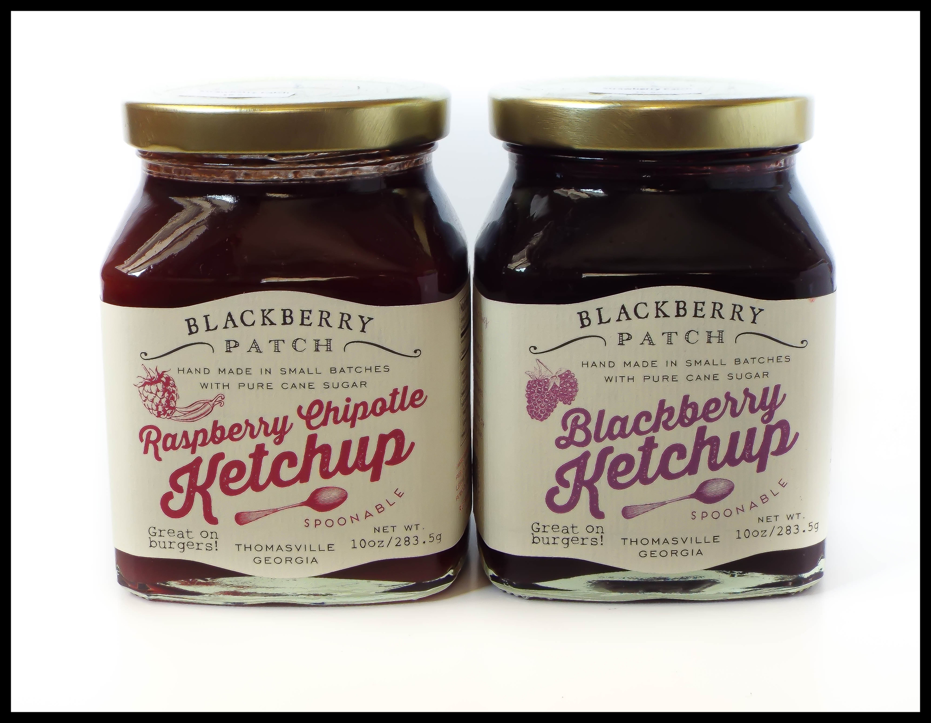 Blackberry Patch Gourmet Ketchup