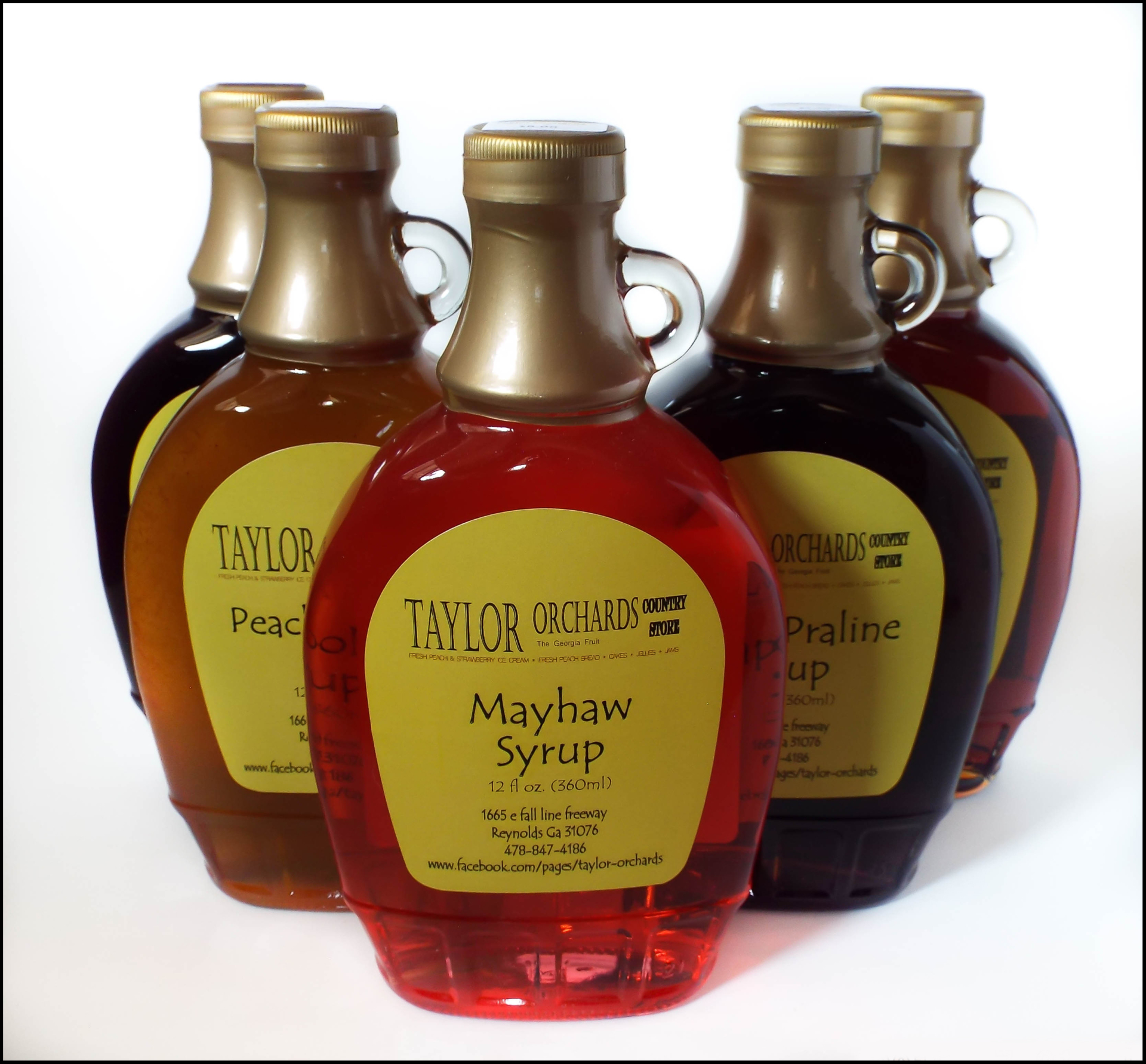 Gourmet Syrup