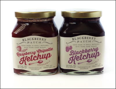 Blackberry Patch Gourmet Ketchup