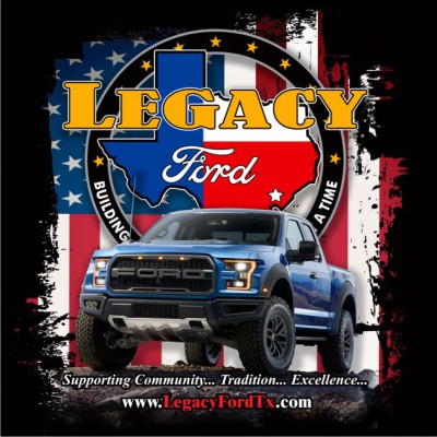 Ford Legacy Truck Month- Screen Print