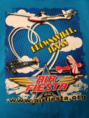 Air Fiesta- Screen Print