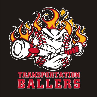 Transportation Ballers- Graphic Design