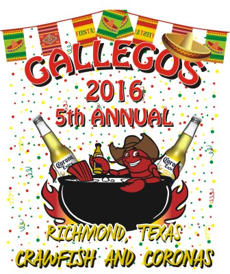 Gallegos Crawfish- Graphic Design