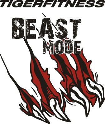 Beast Mode- Graphic design