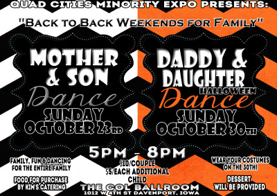 Mother-Son Dance 2016