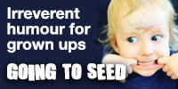 Going To Seed Blog Banner