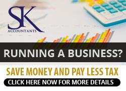 SK Accountants Banner