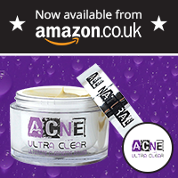 Acne Ultra Clear Banner