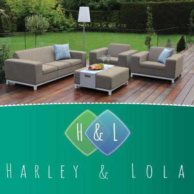 Harley & Lola Banner