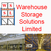 Warehouse Storage Solutions banner