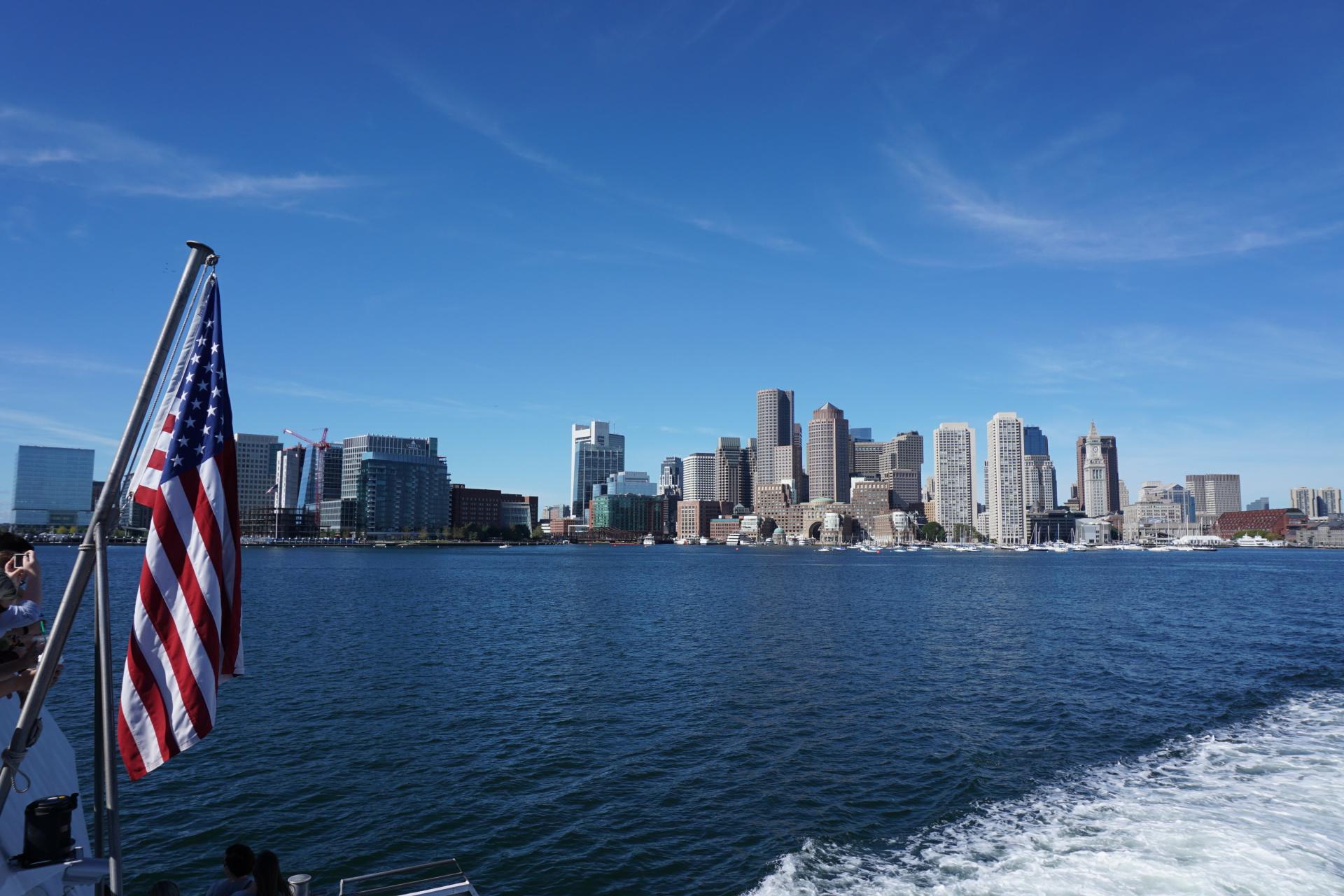 Boston in Photos