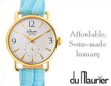 Du Maurier Watches