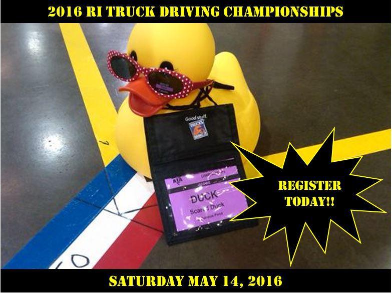 2016 Truck Driving Championships - May 14, 2016