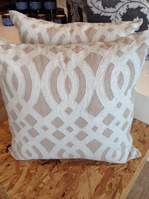 Baroque cushions