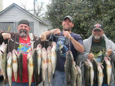 DC Fishing Charter Rates