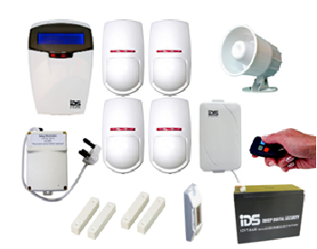 Intruder Detection Systems
