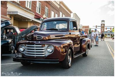 Cruise-In Dates for 2016 set