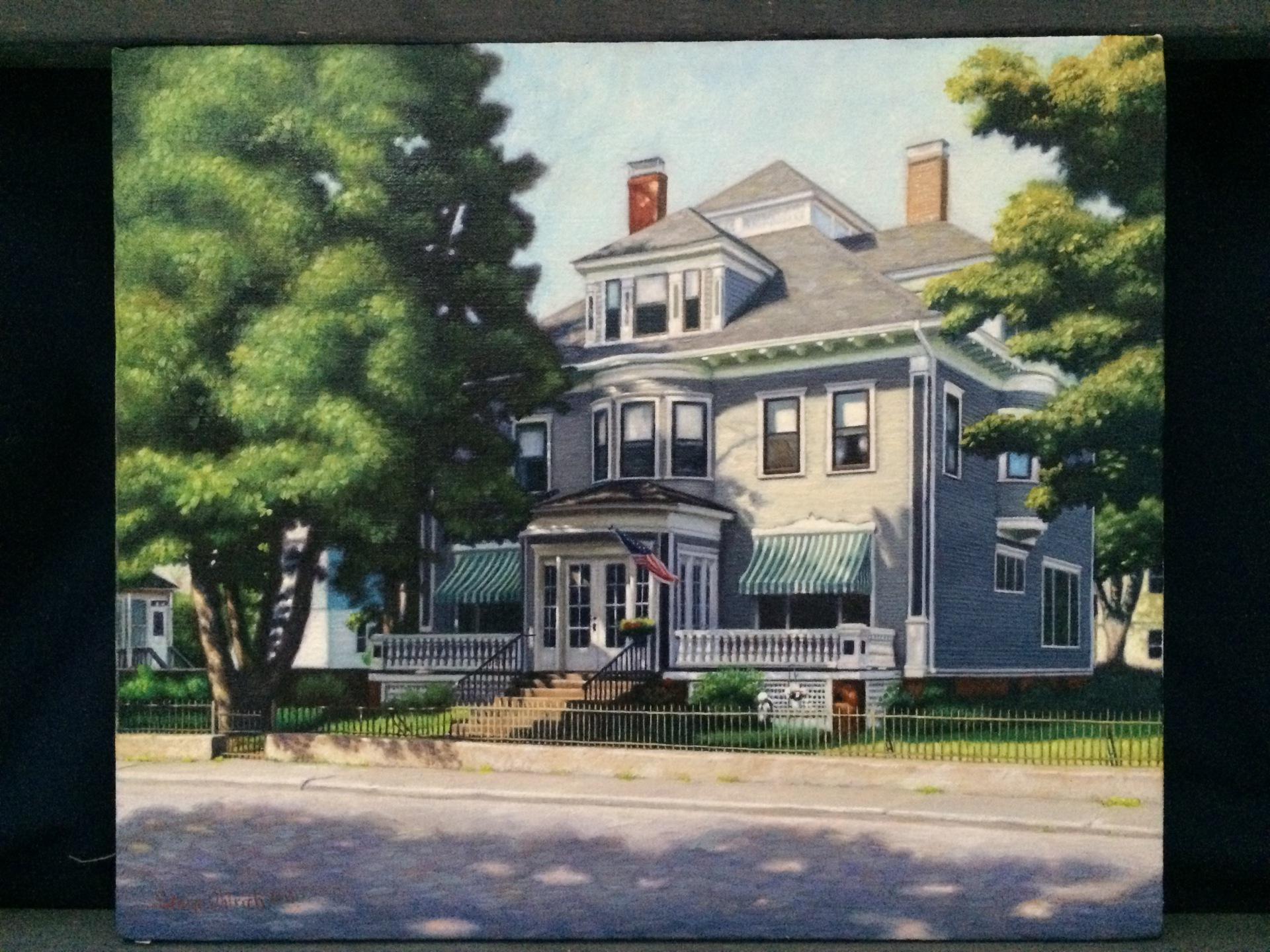 Johnson House