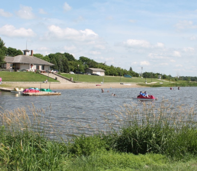 Paddle Boats & Kayaks