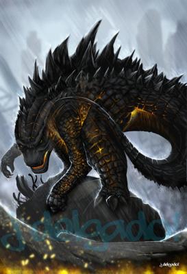 Godzilla (2014 Version)