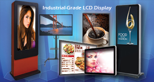 JN Digital Signage Commercial Grade LED Backlit Display