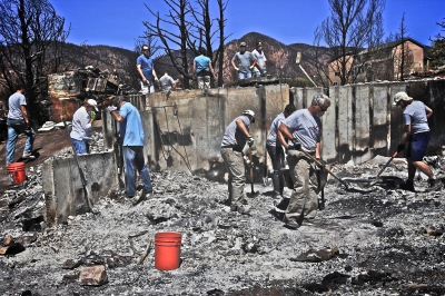 Colorado Springs Fire Recovery