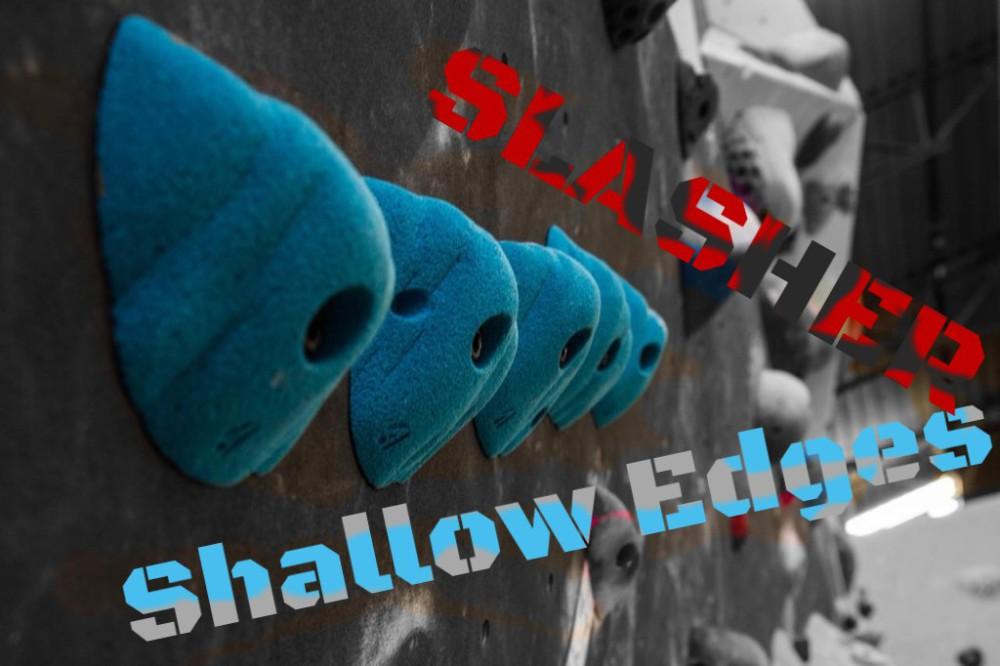 5 Large Slasher Shallow Edges