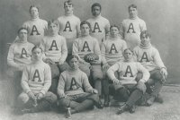 andover football team 1901