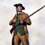 Revolutionary War soldier