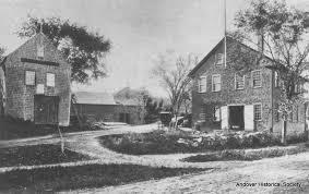 Andover Poor Wagon Shop Underground Railroad stop
