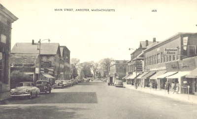 Main Street: Growth of a Town Center