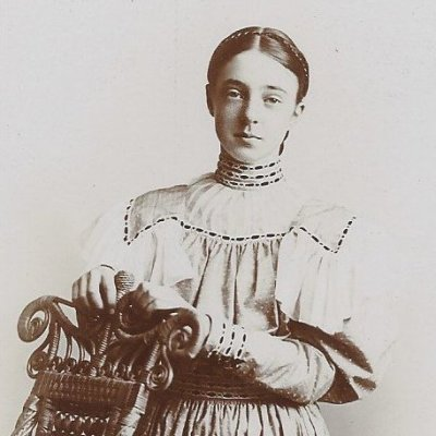 The Story of Bessie Goldsmith's Diaries