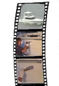 Boat hull repair