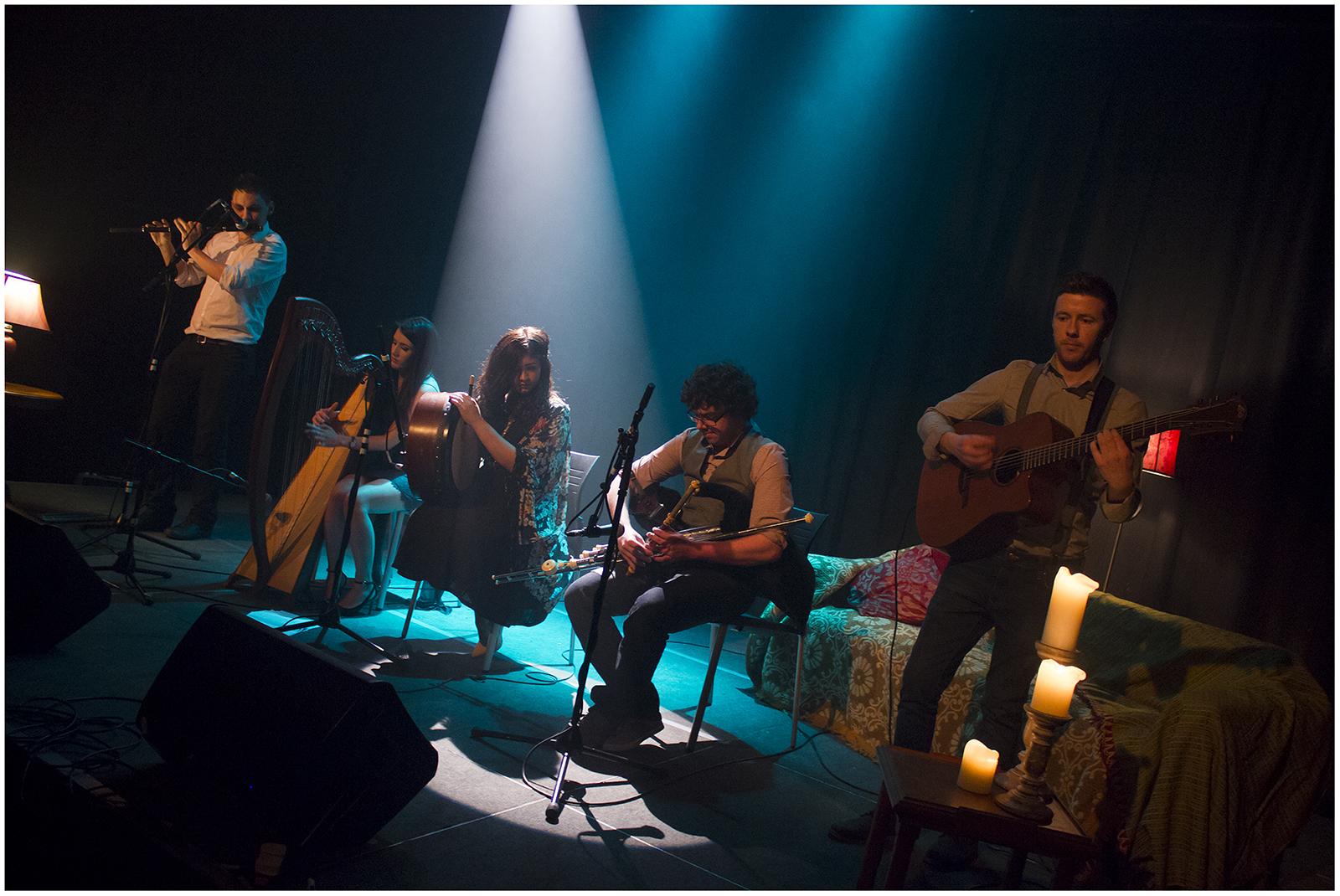 Connla - Copenhagen Irish Festival 2016