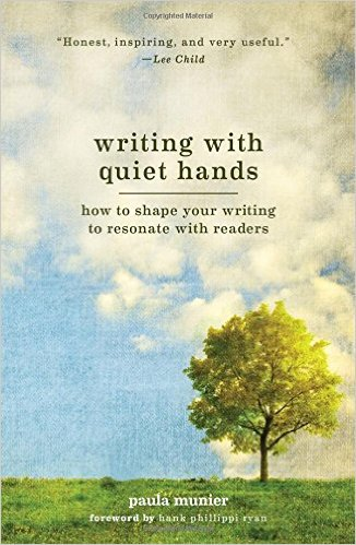 Book Review - Writing With Quiet Hands