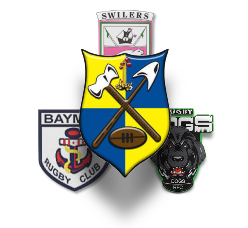NL Rugby Emblem Collage