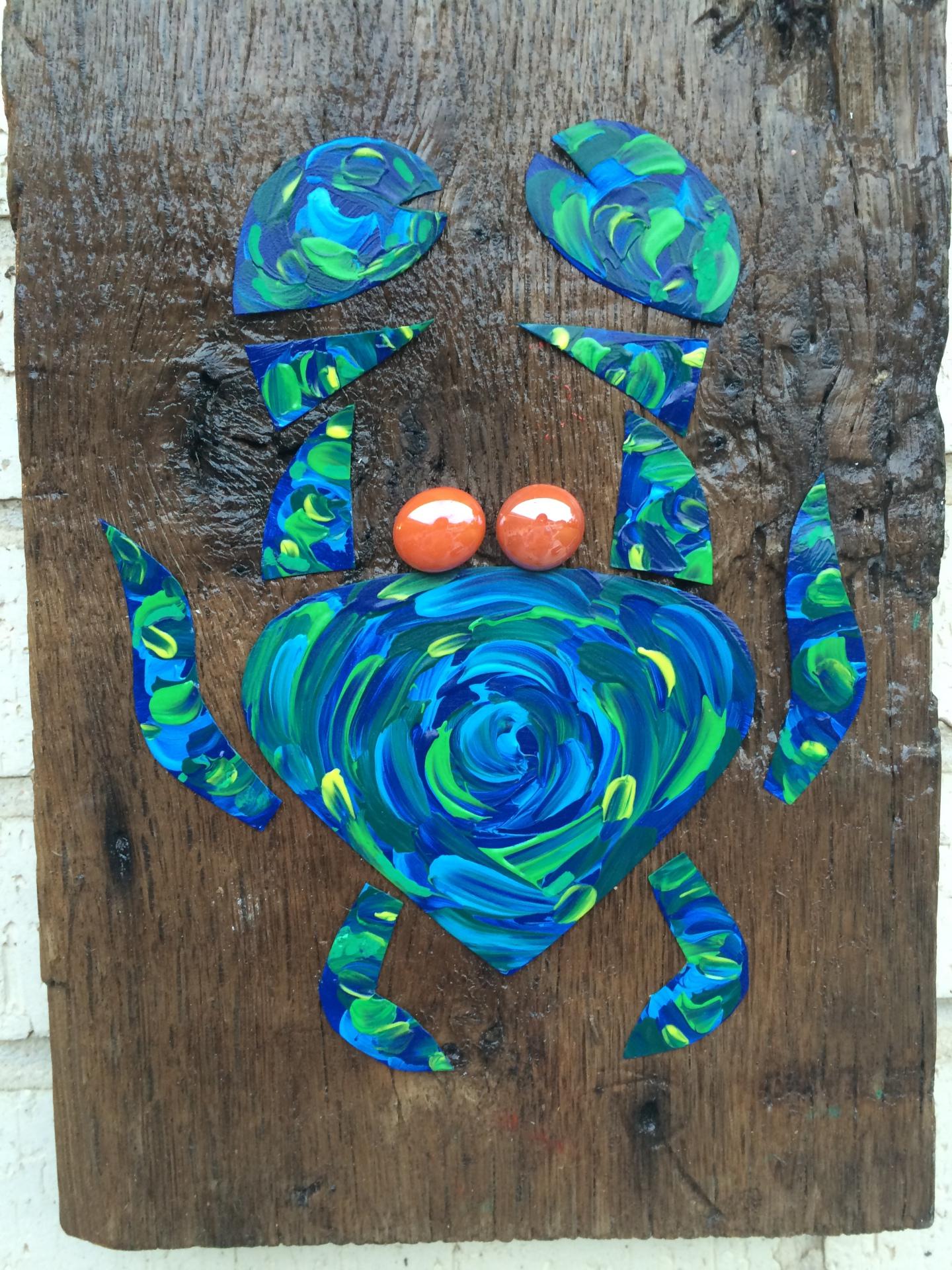Crabby Crawfish