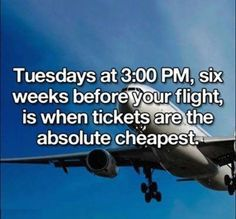 Cheaper Airfares with Throw Away Tickets