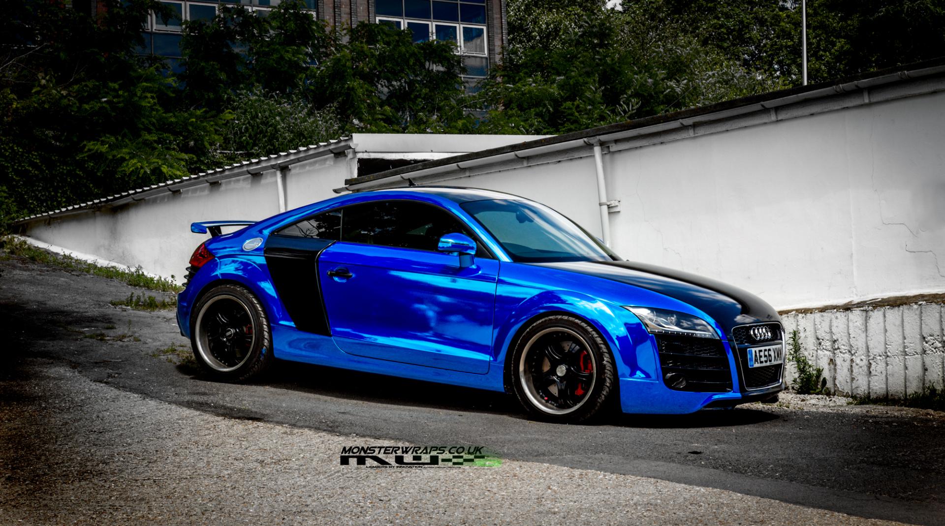 Audi Tt Finance >> Vehicle wrapping portfolio   Monsterwraps