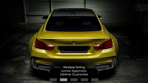 Window Tinting - Safety, Security & Style 99% UV Protection Lifetime guarantee