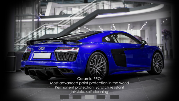 Paint protection and coatings - Ceramic PRO Southampton Hampshire