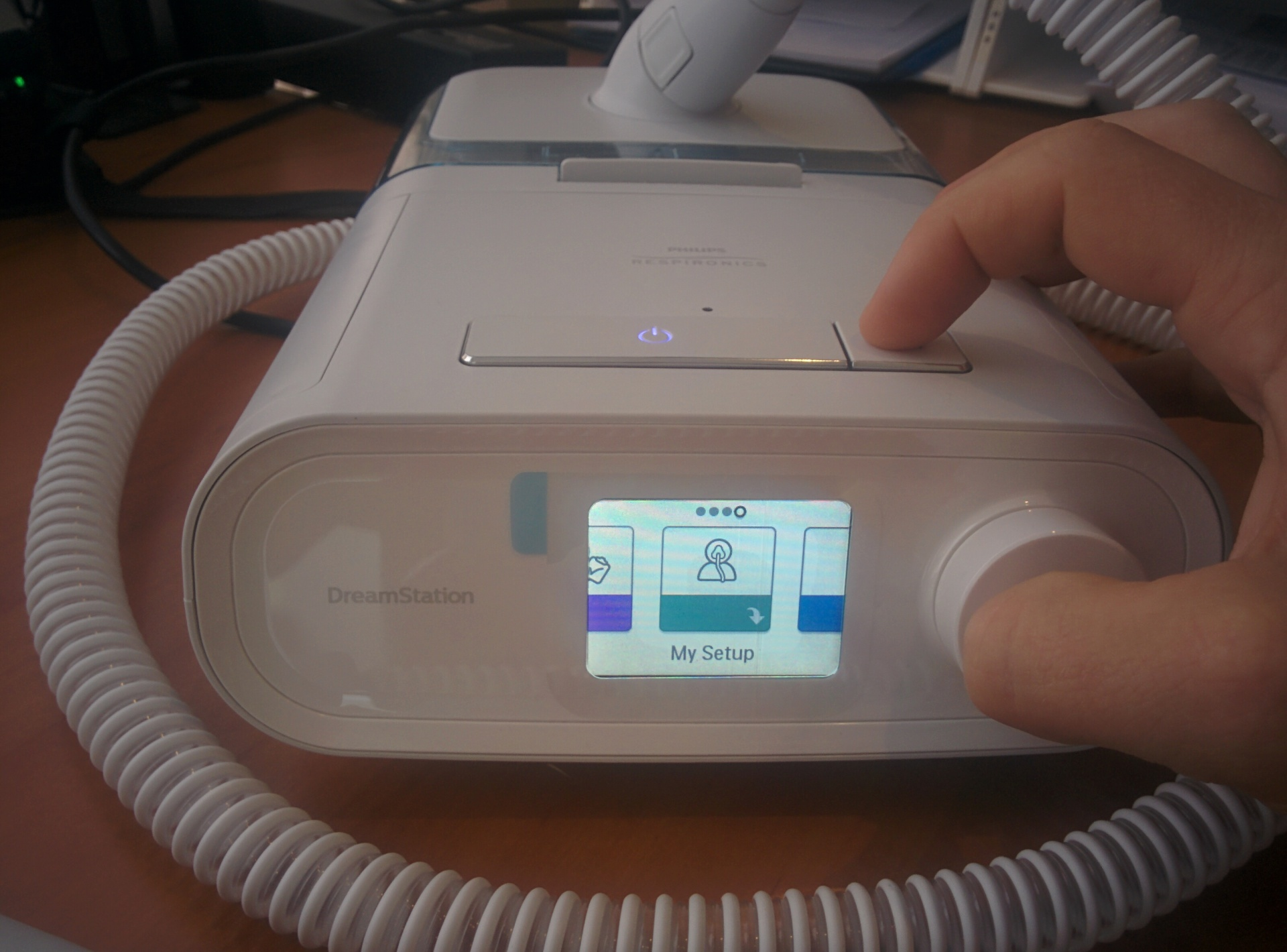Respironics Dreamstation Autoset In Depth Review Cpap Reviews