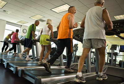 "Over 50 Fitness Rule #1: Don't Exercise To ""Burn Calories."""