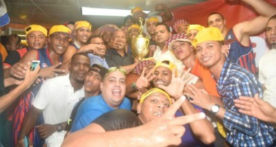 Pueblo Nuevo se lleva su título número 8 en Santiago