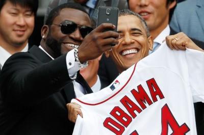 David Ortiz es razón de orgullo para Obama