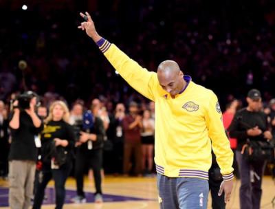 Kobe Bryant se despide de la NBA como toda una leyenda