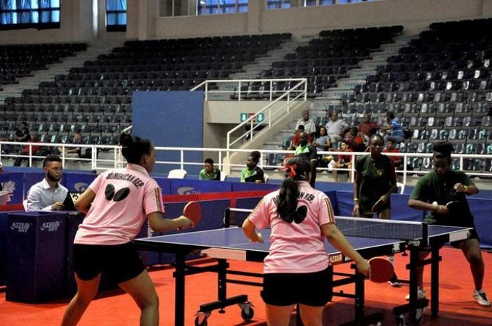 Dominicana gana dos oros y una plata en tenis de mesa en Campeonato del Caribe