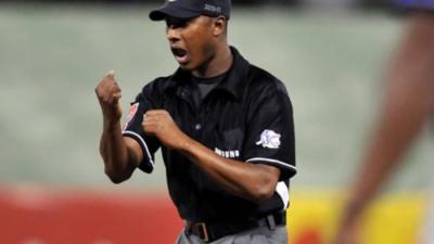 Ramón de Jesús Ferrer se convierte en primer árbitro dominicano que labora en las Grandes Ligas