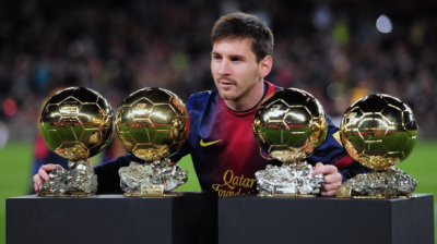 Messi condenado a 21 meses de cárcel por fraude fiscal